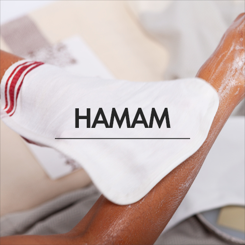 Hamam products by WellTouch®