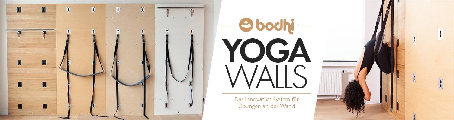 Yoga Walls™| Erweitert eure Praxis