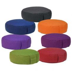 Meditation cushion RONDO BASIC extra flat