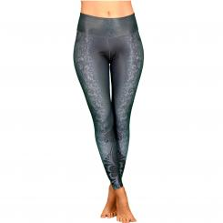 Niyama Leggings Maori Magic High Waist L