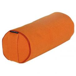 Yoga MINI BOLSTER (Nackenrolle) orange