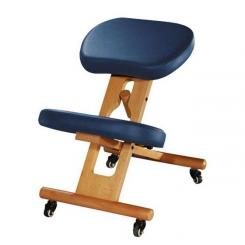 Ergonomic Kneeling Chair blue
