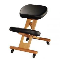 Ergonomic Kneeling Chair black