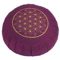 Meditation cushion ZAFU BASIC - Flower of Life