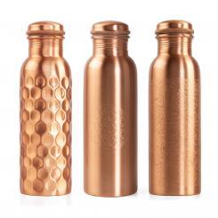 Kupferflasche, 800 ml
