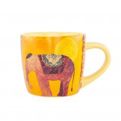 bodhi YogiMug Ceramic Mug Elephantasy