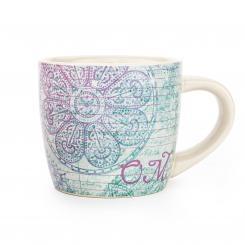bodhi YogiMug Ceramic Mug Omnaments