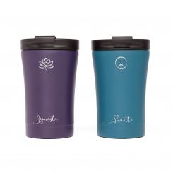 Stainless Steel Insulated Mug small, 280 ml