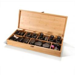 Hot Stone Set, 64-teilig