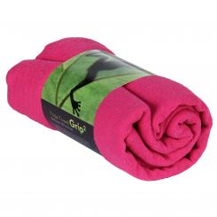 Yoga TOWEL GRIP² raspberry