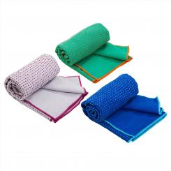 Yoga TOWEL GRIP² bicolor