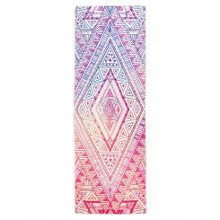 Yogatuch GRIP² Yoga Towel - Tribal Ethno