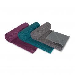 Yatra Bamboo Yoga Towel, non-slip