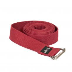 Yoga strap ASANA BELT PRO with metal buckle