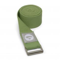 PADMA Yogagurt mit Schnalle grün