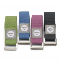 PADMA yoga belt with buckle