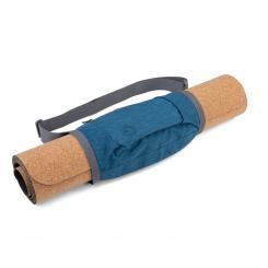 Bodhi Yoga Tasche Roll n Go, dunkelblau meliert