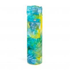 Yoga mat bag BHAKTI turquoise