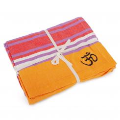 Yoga blanket SHAVASANA, multi-colored