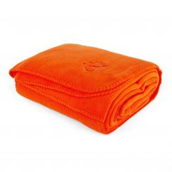 Yoga blanket ASANA orange