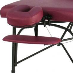 Tablette repose-bras pliante pour tables en aluminium 74cm/79cm | TT Océan