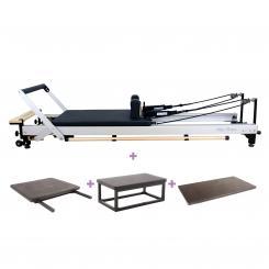 Align Pilates C8 Pro - RC Reformer, Bundle