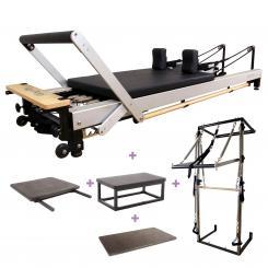 Align Pilates C8 Pro - RC Reformer, Half-Cadillac-Bundle