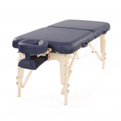 Massage table TAOline BALANCE II 71 cm dark blue