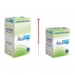 AcuTop aiguilles d'acupuncture CBs, 100 pièces
