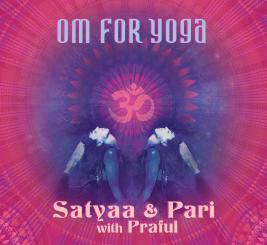 CD Satyaa, Pari, Praful – OM for Yoga