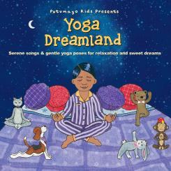 CD Putumayo Yoga Dreamland