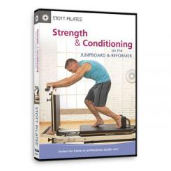 STOTT PILATES DVD - Strength & Conditioning on the Jumpboard & Reformer