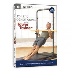 STOTT PILATES DVD - Athletic Conditioning on the Tower Trainer