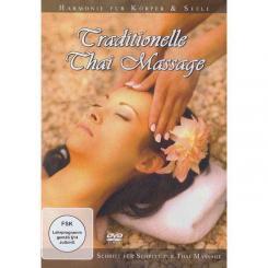 DVD Traditionelle Thai Massage, Simon Busch & Dirk Liesenfeld