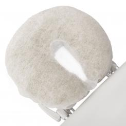 Disposable facerest covers, non-woven