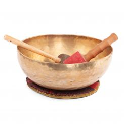 Bol chantant tibétain « Singing Bowl » de bodhi, env. 14,5 kg, Ø 60 cm