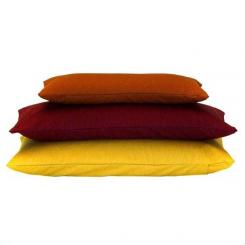 Spelt cushion Bodhi corn yellow | 40x60 cm