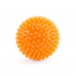 Balles de massage à picots 9 cm - orange (à l'unité)