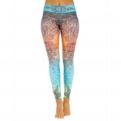 Niyama Leggings Yoga Hose Summer Love S