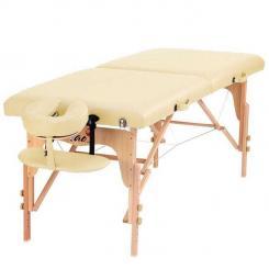 Massageliege TAOline RELAX PLUS Paket beige