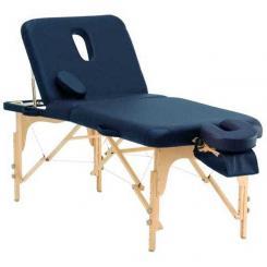 Massage table TAOline SALON II dark blue