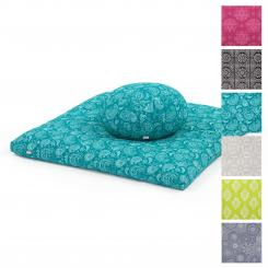 Meditation Set with Zabuton + Cushion | Maharaja Collection