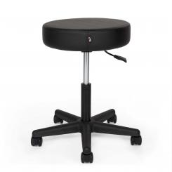 Adjustable Swivel Stool TAOline black