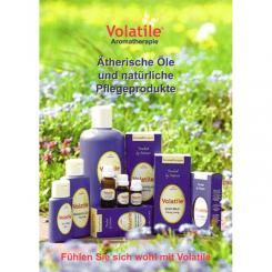 Aromatherapie Handbuch von Volatile deutsch