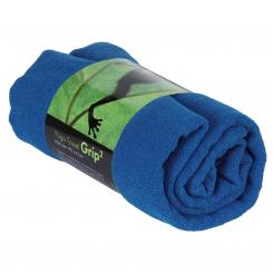 Serviette de yoga GRIP² bleu