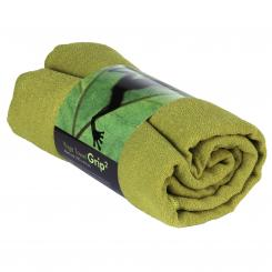 Yoga TOWEL GRIP² olive green