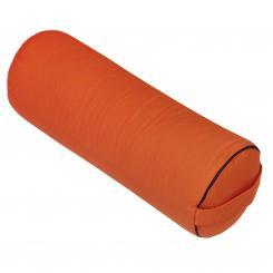 Bolster de yoga CLASSIC terracotta | épeautre