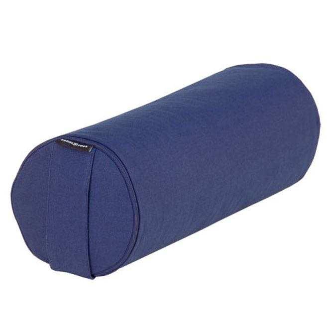 Yoga MINI BOLSTER (Nackenrolle) blau