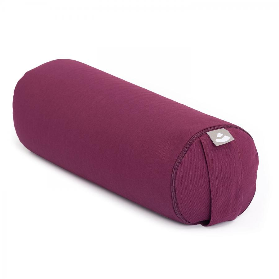 MINI BOLSTER de yoga ECO (coussin cervical), cosses de sarrasin