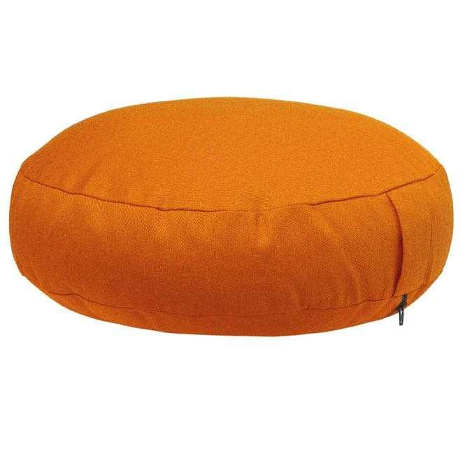 Meditation cushion RONDO CLASSIC extra flat